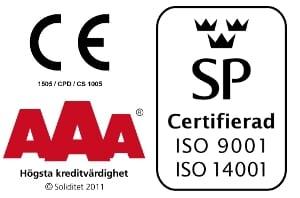 SWL's certifieringar